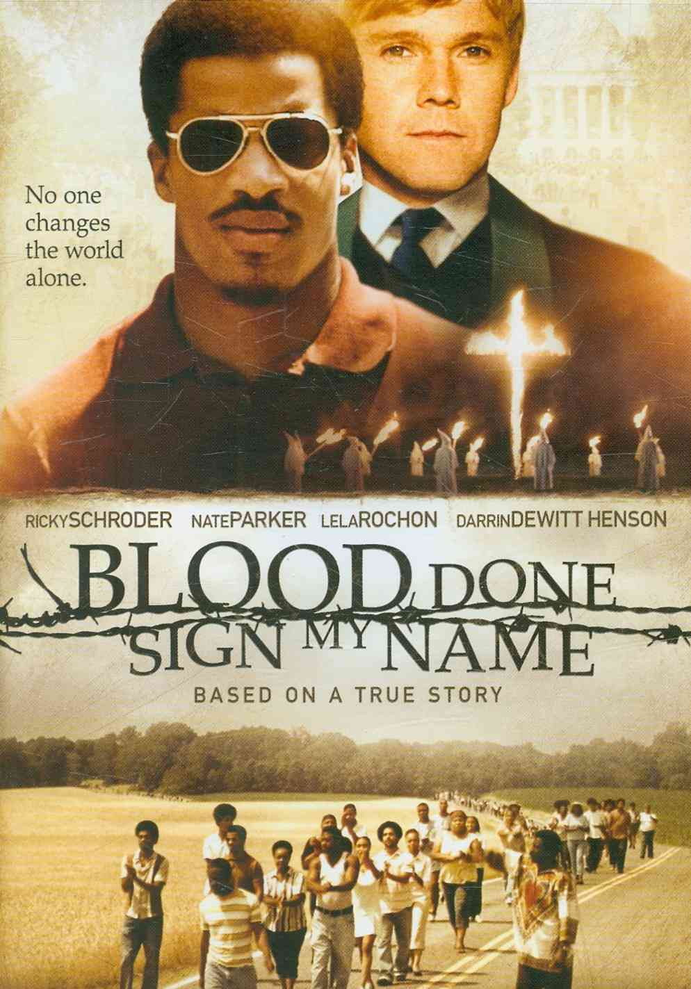 BLOOD DONE SIGN MY NAME BY PARKER,NATE (DVD)