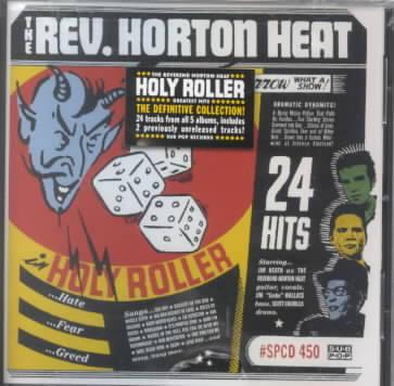 HOLY ROLLER BY REVEREND HORTON HEAT (CD)